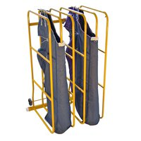 Mobile Horse Rug Dryer 6 Pieces