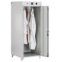 Drying cabinet warm air